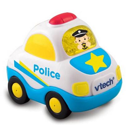 凑单!VTech 伟易达的神奇轨道系列小车之警车