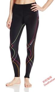 CW-X STABILYX Tights 女款运动压缩裤