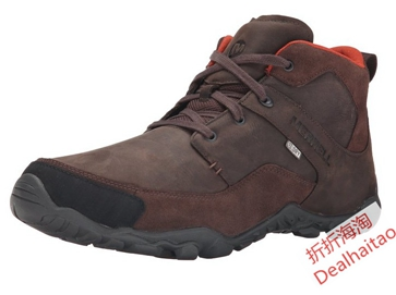 Merrell Telluride 迈乐男款中邦防水徒步登山鞋