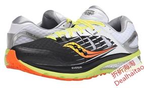 索康尼 Saucony Triumph ISO 2 旗舰型男款跑步运动鞋 限7码